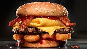 Carl's Jr. Serves Up The Breakfast Burger All Day - Chew Boom
