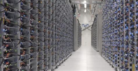 guided video    google data center