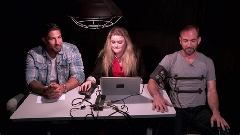 The Fighter and The Kid Take A Lie Detector Test | Complex