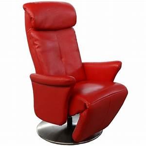 Fauteuil Relax Design Contemporain : fauteuil relax cuir manuel de luxe design contemporain ~ Teatrodelosmanantiales.com Idées de Décoration