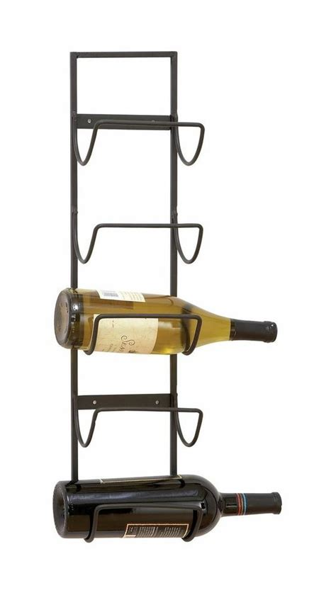 wall hanging wine rack new metal wine bottle storage rack hanging holder wall