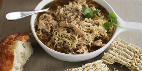 easy chicken ramen noodle soup oregonian recipes