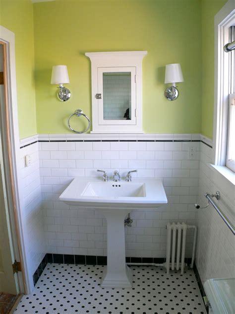 bathroom remodel on hex tile tile and subway