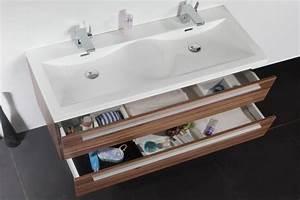 Vasque salle de bain pas cher for Meuble 2 vasques salle de bain