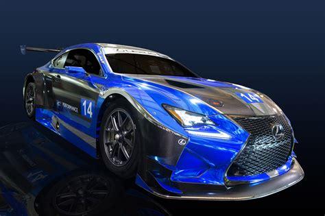 Racing Car by Lexus To Enter Imsa Weathertech Sportscar Chionship