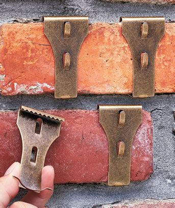 hooks for stockings on brick steel brick or vinyl siding the lakeside collection