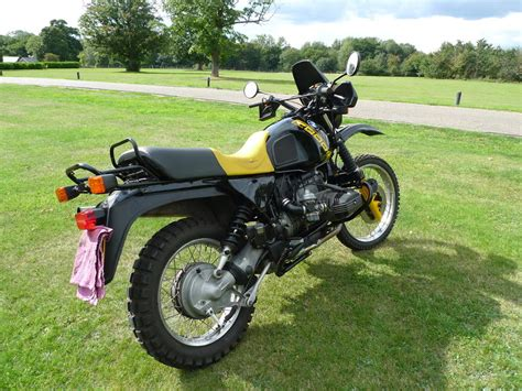 Bmw R100gs by Bmw R100gs 1988 Horizons Unlimited The Hubb
