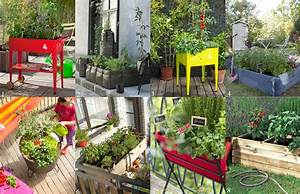 Beautiful Idee Deco Jardin Potager Gallery Amazing House