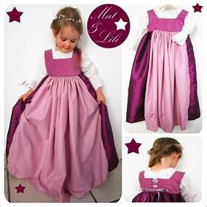 robe rapuntzel je couds citronille With créer une robe de princesse
