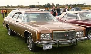 1974 Chevrolet Caprice Estate Wagon