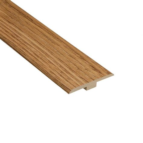 home depot t molding chestnut laminate t molding with track