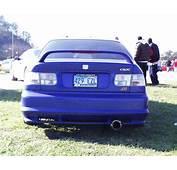 Street Sports Project Cars 1999 Honda Civic Si