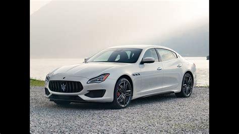 Maserati Quattroporte Gts 2019 maserati quattroporte gts gransport 2019