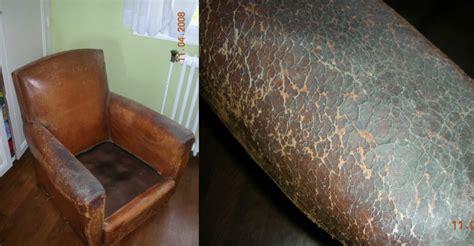 restaurer un canapé d angle restauration fauteuil en cuir