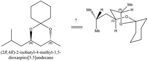 Cyclohexane Chair Conformation Practice by Chair Conformations Practice
