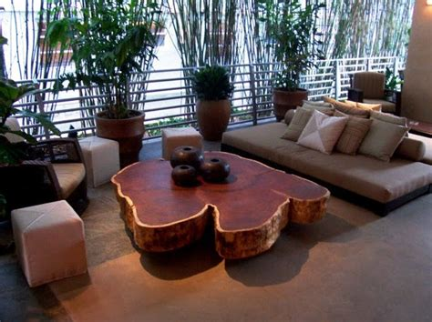 With the right decor, a coffee table can be a key design element in your living room design. The unique coffee tables made of solid wood Furniture ...