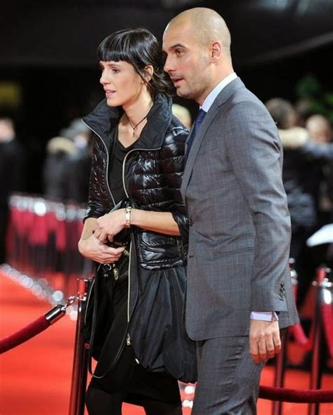 Born 18 january 1971) is a spanish professional football coach and former player who. Josep Pep Guardiola : A glimpse of Guardiola life with his wife Christina and children