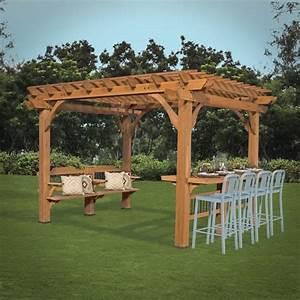 Construire Une Pergola En Bois : comment construire une pergola guide pratique et ~ Premium-room.com Idées de Décoration