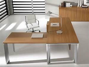 Bureau D Angle Design : pratiko bureau d 39 angle by ift design nikolas chachamis ~ Teatrodelosmanantiales.com Idées de Décoration