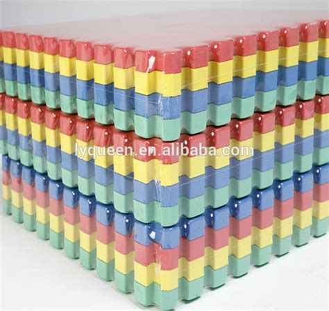 rubber mat baby 60x60cm colourful rubber sheet joint floor baby