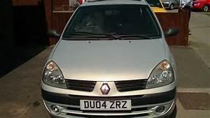 Rodbournemotorcompany Co Uk 2004 Renault Clio 1 4 16v Expression 5dr Auto  U00a32 195