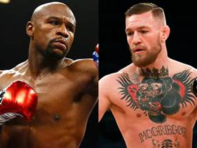 McGregor vs Floyd Mayweather