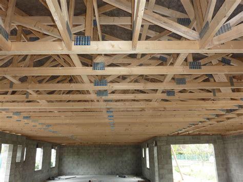 poser une sous toiture par l interieur ecran sous toiture vu de l int 233 rieur construction maison sp