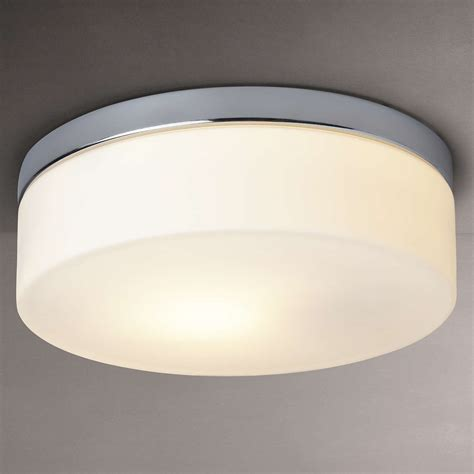 astro sabina  flush bathroom ceiling light  john lewis
