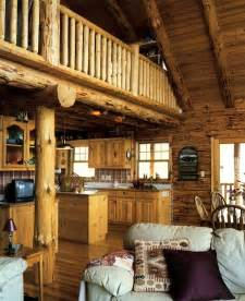 log homes interior adirondack country log homes
