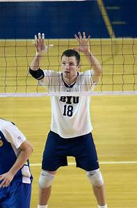 BYU Men's Volleyball: Slabe brings passion, toughness to ...