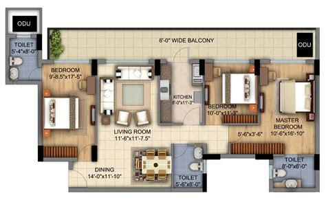 floor plan winnie tree properties