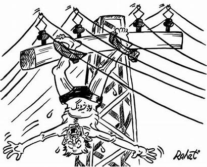 Cartoon Load Shedding Pk