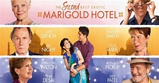 The Second Best Exotic Marigold Hotel, Indeed - Movie Review