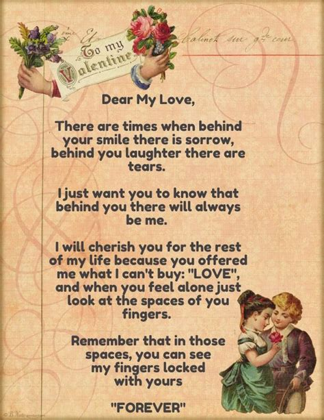 love letters    quotes poems