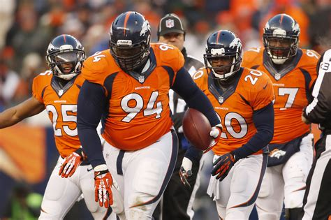 broncos defense  surged   matters  usa