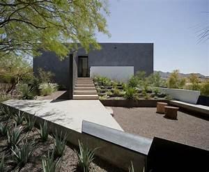 amenagement exterieur moderne pour que votre maison ait With amenagement exterieur maison moderne