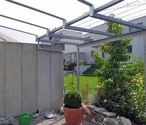 Pflanzen Für Pergola : metall werk z rich ag pergola mit rankger st und glasdach ~ Sanjose-hotels-ca.com Haus und Dekorationen