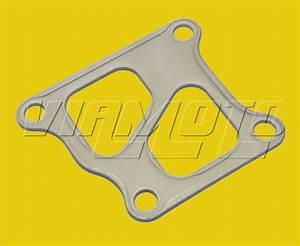 Viamoto Mitsubishi Car Parts Exhaust Manifold To Turbo Gasket