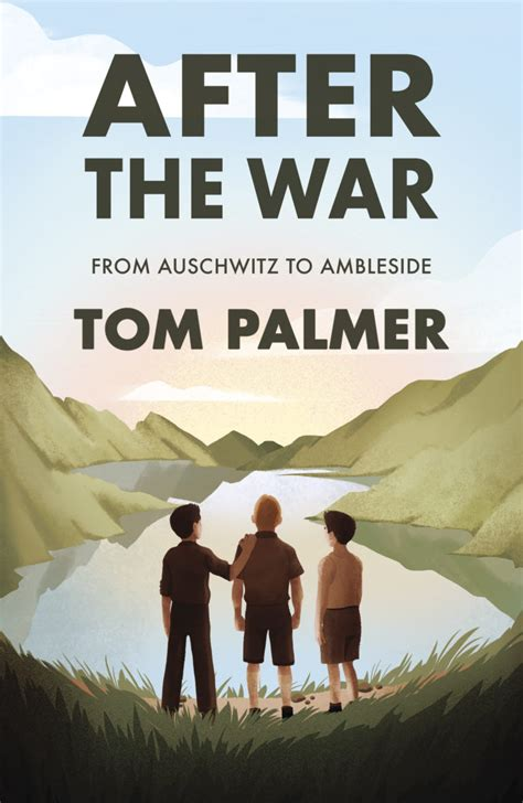 After The War by Tom Palmer (Conkers Barrington Stoke)