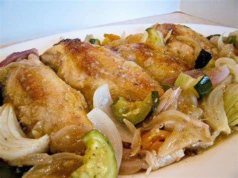 chicken andalusian honey miel saffron pollo dining fine dish dishes