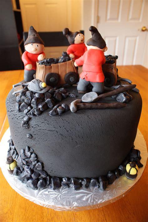 coal mining cake cakecentralcom