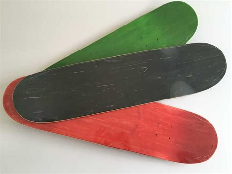 cheap blank skateboard decks free shipping 2015 wholesale 2pcs lot blank colored skateboard deck