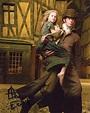 """Isabelle Allen """"Les Miserables"""" AUTOGRAPH Signed 8x10 ..."""