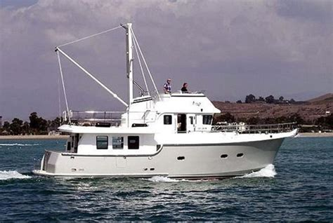 Motor Boats For Sale Vancouver Bc by 2005 Nordhavn 47 Boat For Sale 43 Foot 2005 Motor Boat
