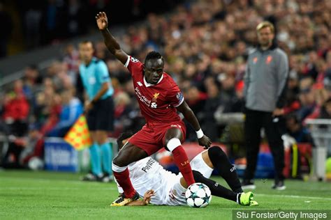 Report: Barcelona want Liverpool star Sadio Mane, Coutinho ...