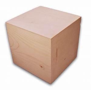 Aufbewahrungsbox Mit Deckel Holz : w rfelf rmige holzbox aufbewahrungsbox holz schachtel kiefer unbehandelt holzboxen nach gr e ~ Bigdaddyawards.com Haus und Dekorationen