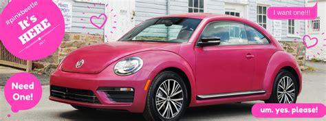 2017 Volkswagen Pink Beetle For Sale In National City Ca