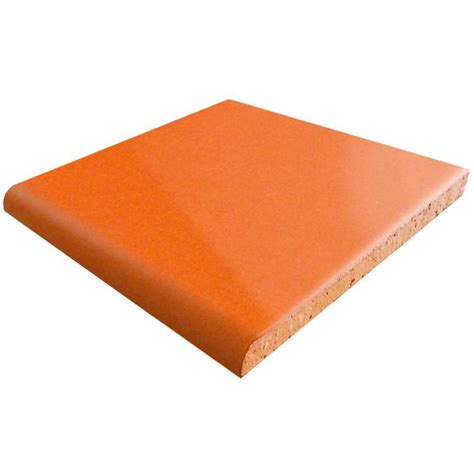Bullnose Tile by Brilliant Carrot Talavera Tile Bullnose
