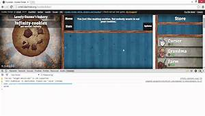 How To Cheat On Cookie Clicker Easy Tutorial Youtube
