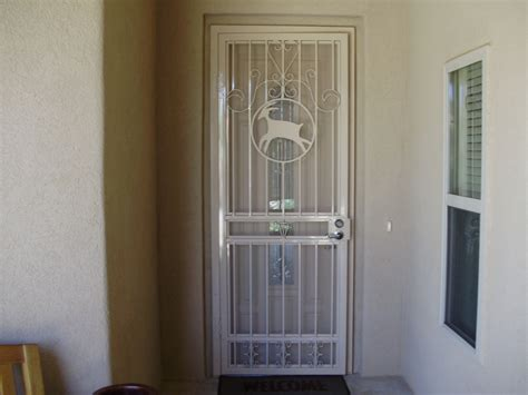 Torres Welding, Inc. - Security Screen Doors- Torres ...